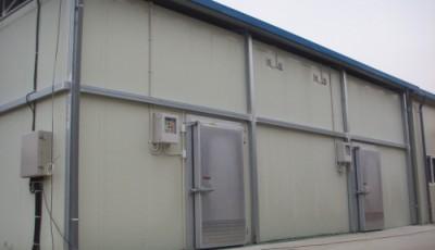 2008년 신축냉동창고